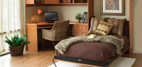 wooden-Hideaway-wall-Bed-Ideas-inspiration