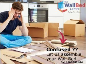 WallBed Assembly Australia